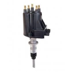 1.- Distribuidor completo 4 cilindros Delco
