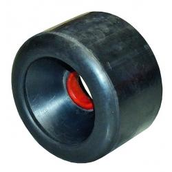 Rodillo lateral poliuretano negro
