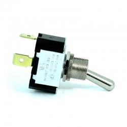 Interruptor metalico on-off (Con retorno)