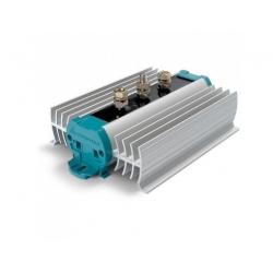 Aislador para dos baterías