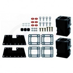 Kit montaje separadores 125mm - 93322A12AV