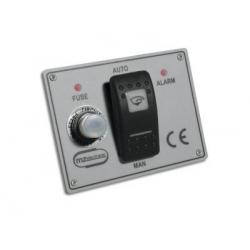 Interruptor panel 3 posiciones acústico