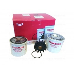 Kit servicio Yanmar 4JH(2)-E.TE.THE.DTE
