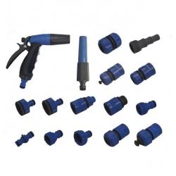 Kit de limpieza pistolas + conexiones