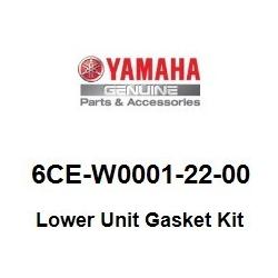 Kit juntas unidad inferior Yamaha F300B/C