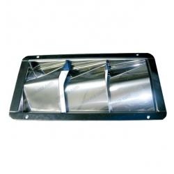 Rejilla aireación motor inox 3