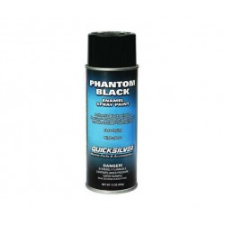 Pintura Spray Negra Quicksilver