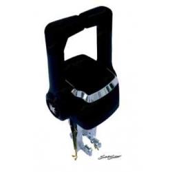 Mando Consola Doble Negro Teleflex Xtreme