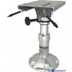 Pedestal regulable de gas 350-450mm