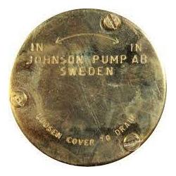 Tapa bomba Johnson F4 / F5B - 01-42398