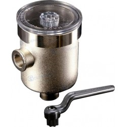 Filtro de agua bronce - 3