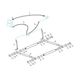 Trim Mercruiser 120-140-165-228-250-260-470-485-888-898