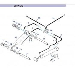 Despiece Trim Mercruiser colas Bravo