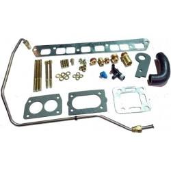 Kit juntas montaje colector Mercruiser 3.0L & 3.0LX GM 181 4 cyl