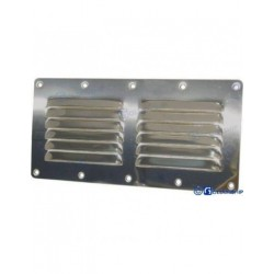 Rejilla Ventilación 230x115 Inox