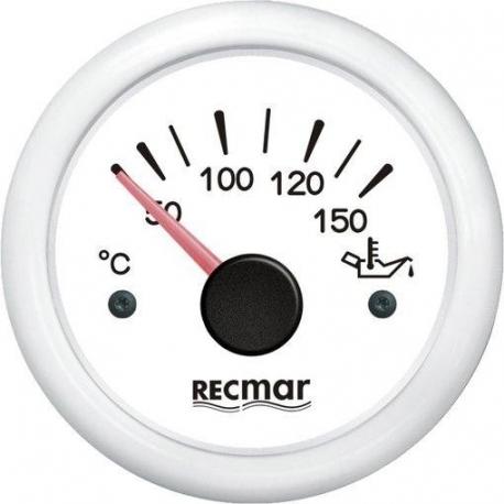 Indicador Temperatura Aceite Recmar
