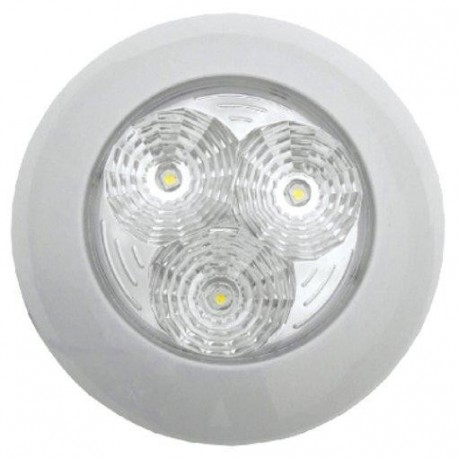 Plafón LED Blanco Goldenship