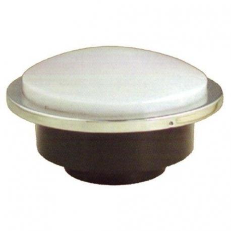 Plafón LED Inox Pulido Goldenship