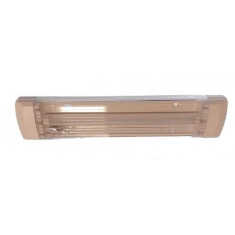 Plafón Aluminio Esmaltado Goldenship
