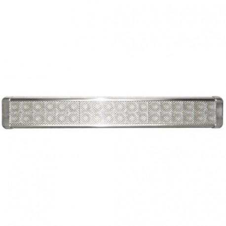 Plafón LED Aluminio Anodizado Goldenship