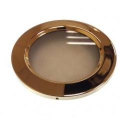Plafón LED Dorado Goldenship