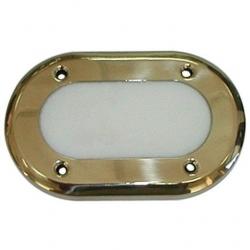 Plafón Exterior Aluminio Goldenship