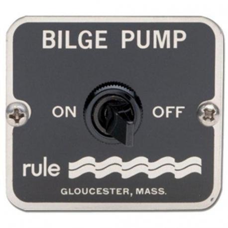 Panel Bomba de Agua Rule Nº1