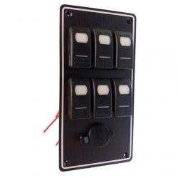 Panel Interruptor Intemperie Goldenship Nº4