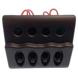 Panel Interruptor Intemperie Goldenship Nº6