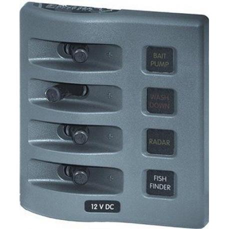 Panel Interruptor Blue Sea Systems Nº2
