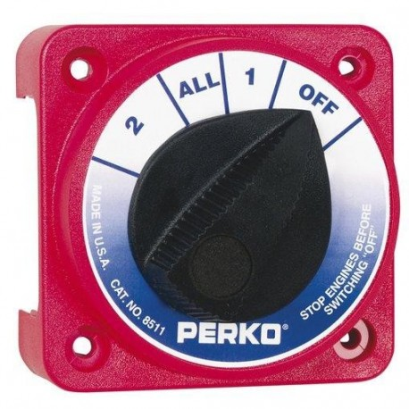 Desconectador de Batería Perko Nº 1