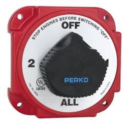 Desconectador de Batería Perko Nº 4