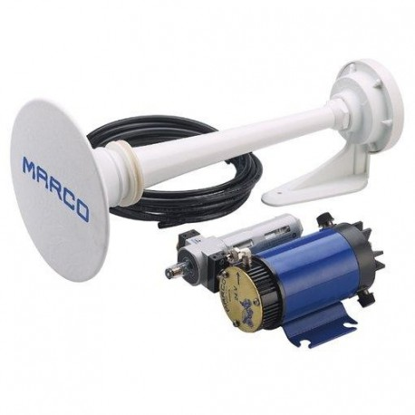 Bocina Homologada C/Compresor Marco