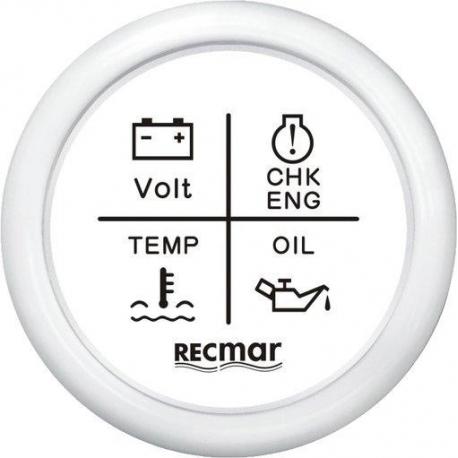 Reloj Multifunción Recmar