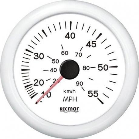 Indicador Cuentamillas 0/55 mph Recmar
