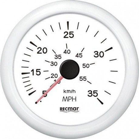 Indicador Cuentamillas 0/35 mph Recmar