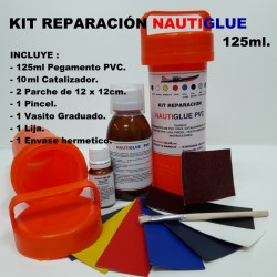 Kit Reparación 125ml Nautiglue