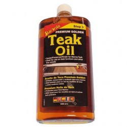 Aceite de Teka Star Britte Golden