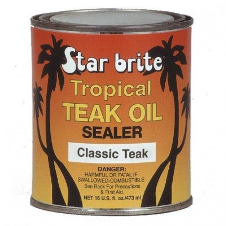 Aceite de Teka Star Britte Tropical
