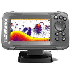 Lowrance Hook2 4x Sonda con GPS