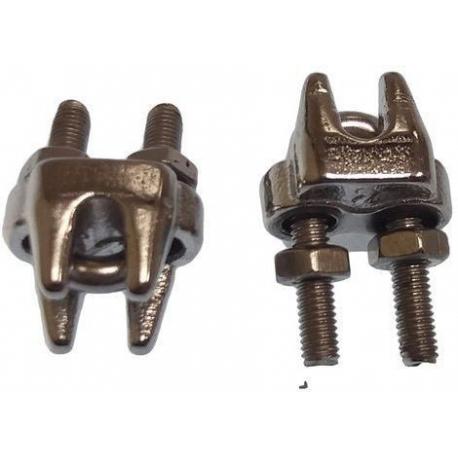 Sujeta Cables Acero Inox AISI-316 Goldenship