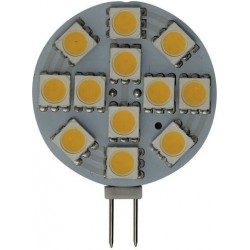Bombilla G4 LED 12 SMD 505 Vertical Goldenship