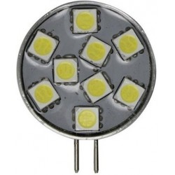 Bombilla G4 LED 9 SMD 5050 Vertical Goldenship