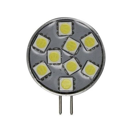 Bombilla G4 LED 9 SMD 5050 Vertical Goldenship