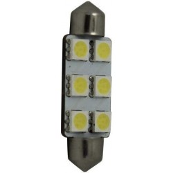 Bombilla LED Festoon 16x42mm