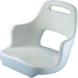 Asiento Captain Plus Polietileno