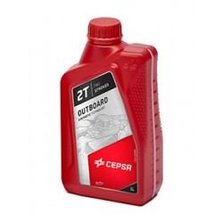 Aceite Fueraborda 2 Tiempos TC-W3 Cepsa