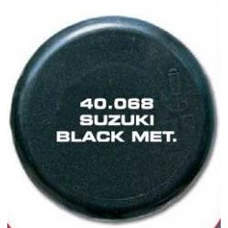 Spray Fueraborda Suzuki Negro Metalizado TK