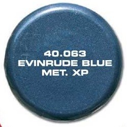 Spray Pintura Evinrude Azul XP TK