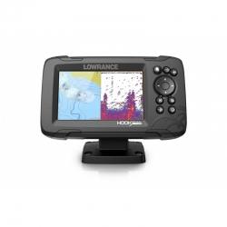 Lowrance Hook Reveal 5 83/200khz HDI GPS Plotter Sonda